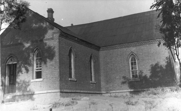 03-내리십자가예배당-동북쪽 1955(10_) copy