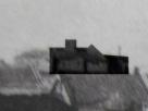 1950년경,내리교회(제물포웨슬리예배당-동쪽면경사흑백진한부분)