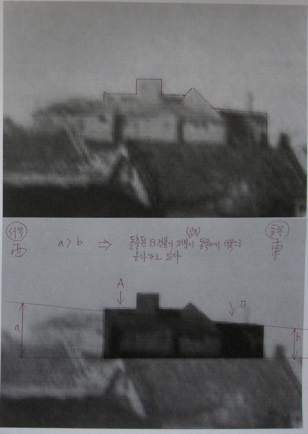 1950년,2그림,흑백(제물포웨슬리예배당)