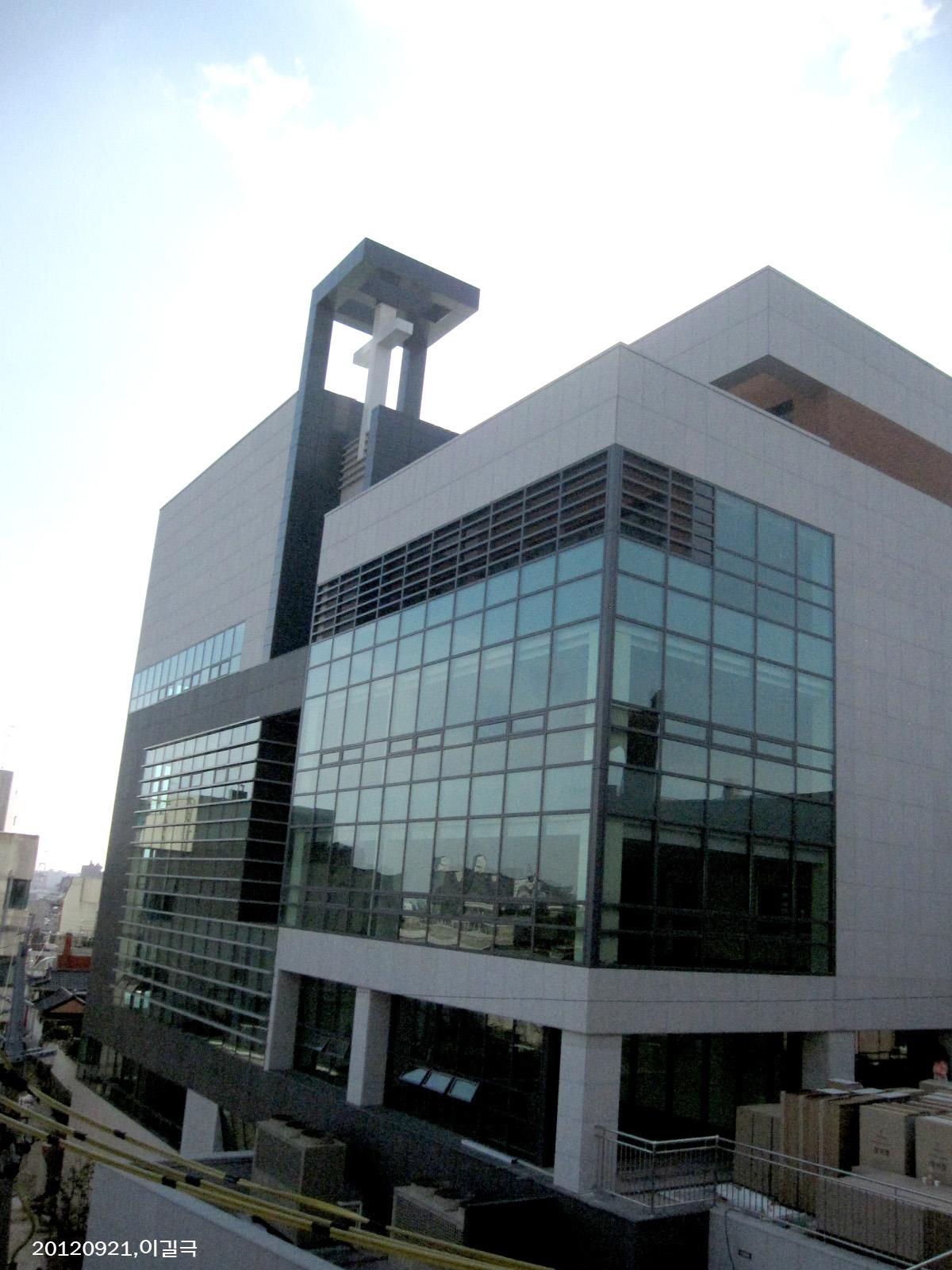 아펜젤러비전센터(교육관)