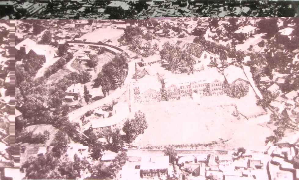 평양남산현예배당,감리교회타운
