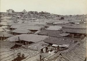 평양 남산현예배당,1904년,암스테르담국립박물관소장
