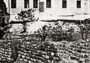 남산현예배당-담,선교사 일행