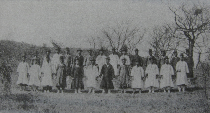 침례교회 본토 전도자들