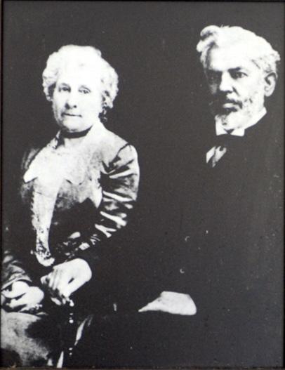 침례교회 최초 선교사.펜윅부부 선교사