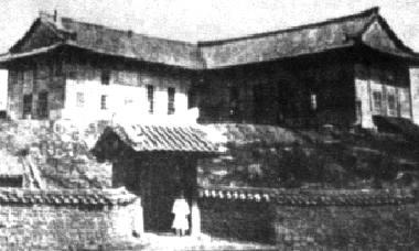 1893년 평양에 설립된 장대현교회