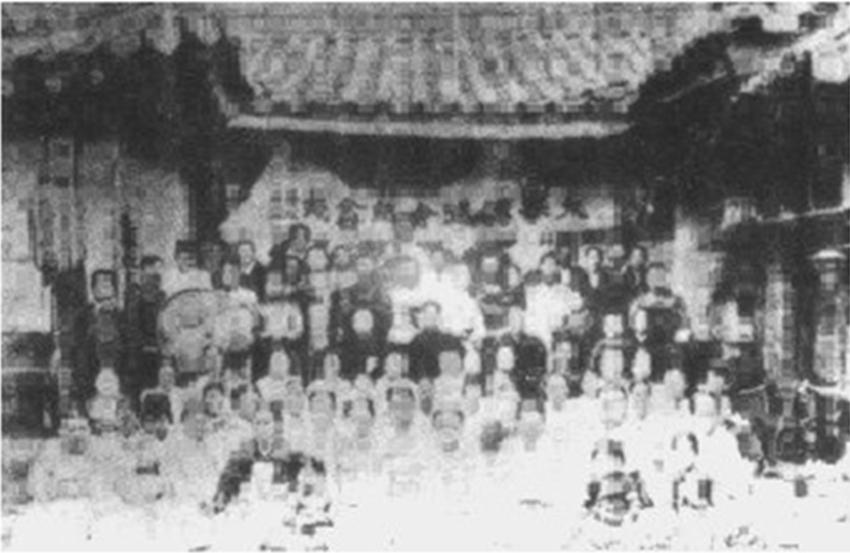 1907,무교동교회,성결교회