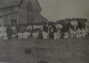1909년,평양성경학교,게일촬영,평양남산현예배당