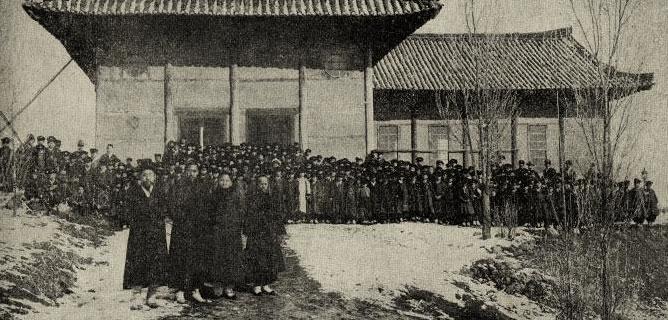 장대현장로교회,평양