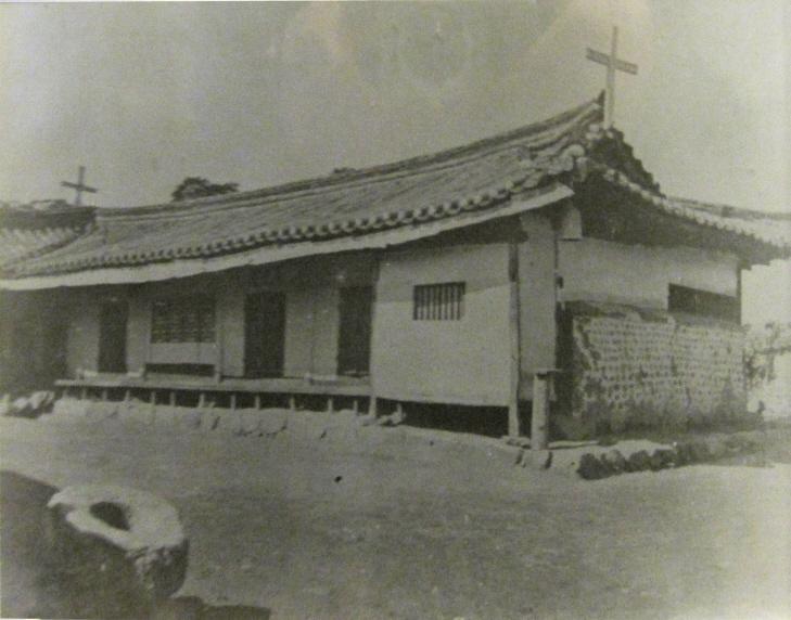 1909년 진천성당(2012.11.22,bright)