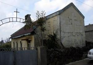 3164,이기풍목사개척,제주 금성교회,보존위하여 그대로 보관